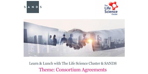 Learn & Lunch with The Life Science Cluster & SANDS - Consortium Agreements