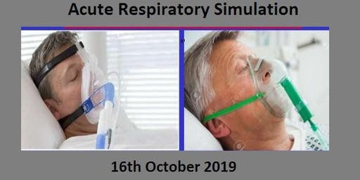 Acute Respiratory Simulation Day