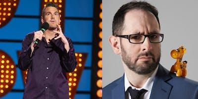 Comedy Nation: Steve Williams & Steve Hall