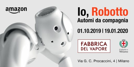 Robot e tecnologia al femminile