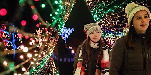 Winterlights at The Stevens-Coolidge Place