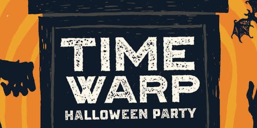 SBA Time Warp Halloween Party (early bird)