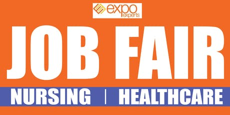 The DC Nursing and Healthcare Career Fair tickets