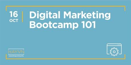 HAYVN WORKSHOP: Digital Marketing Bootcamp 101, Marketing Series tickets