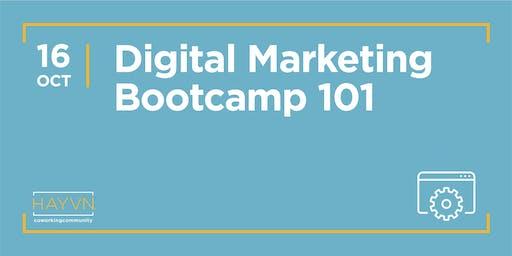 HAYVN WORKSHOP: Digital Marketing Bootcamp 101, Marketing Series