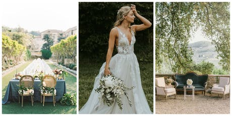 Tuscan Escape Styled Shoot tickets