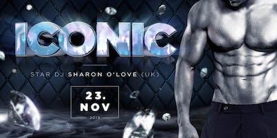 ICONIC Opening w/ Sharon O\