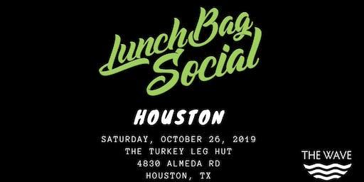 LUNCHBAG SOCIAL HOUSTON OCTOBER 2019