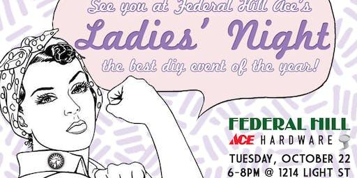 2nd Annual Ladies Night