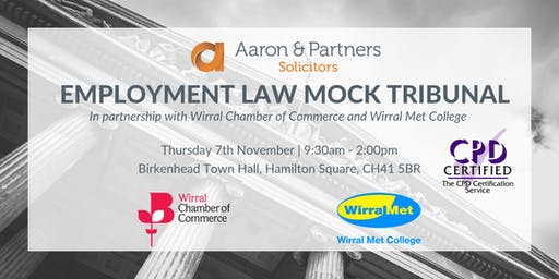 Employment Law Mock Tribunal