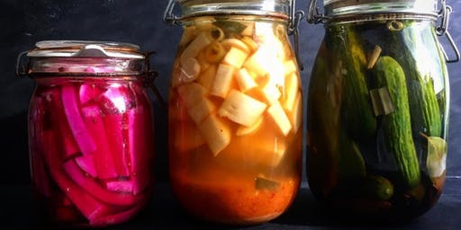 Edible Alchemy presents - 52 Seasons - Fermentation & Foraging Dinner