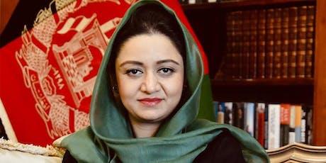 Ambassador Insider Series - Afghanistan tickets