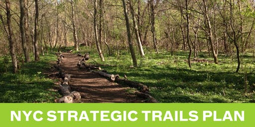 NYC Strategic Trails Plan: Public Hikeshop - Alley Pond, Queens