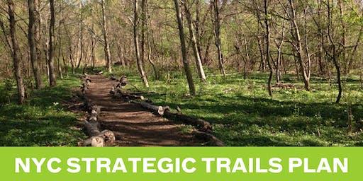 NYC Strategic Trails Plan: Public Hikeshop - Staten Island Greenbelt