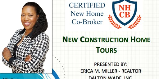 New Construction Home Tours with Erica Miller, Realtor. Join me as we tour new communities in the Wesley Chapel and Zephyrhills area.