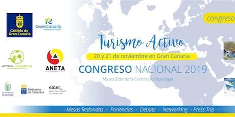 Congreso Nacional de Turismo Activo entradas