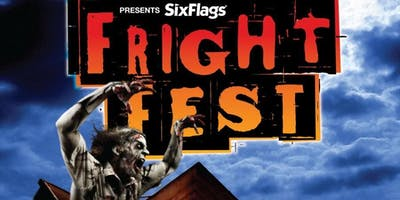 SAB Travel: Fright Fest at Six Flags