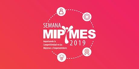 """""""Tu Mipyme y la Nube"""" tickets"""