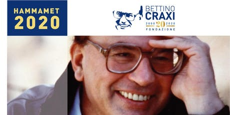 HAMMAMET 2020 - 20° anniversario scomparsa di Bettino Craxi billets