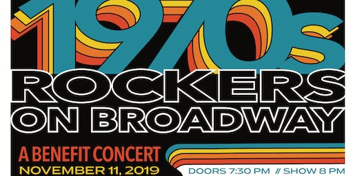 ROCKERS ON BROADWAY: 70's