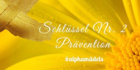 Prävention-Seminar in Bad Wimpfen Tickets