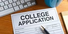 College Application Help Session