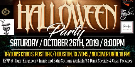 "Halloween Party, ""The Nightmare on S. Post Oak"" tickets"