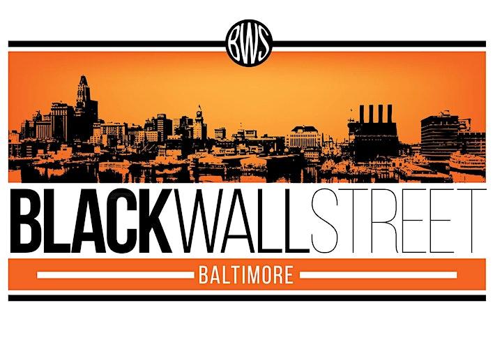 Black Wall Street Baltimore image