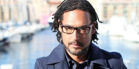 David Olusoga Talk And Book Signing