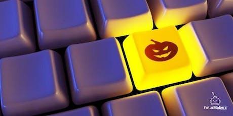 Halloween Tech biglietti