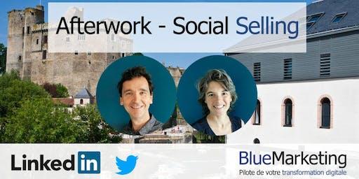 AfterWork : Comment prospecter et vendre avec les réseaux sociaux ?