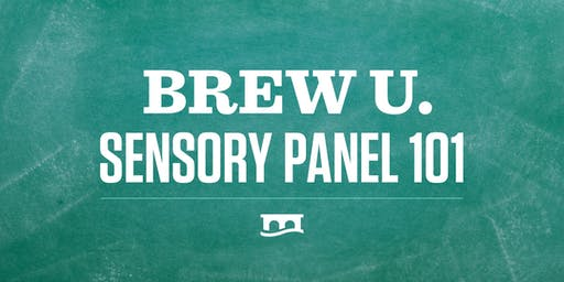 Brew U. - Sensory Panel 101