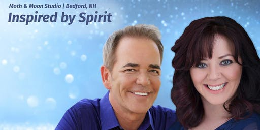 Inspired by Spirit with John Holland & Lauren Rainbow