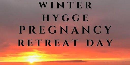 Winter Hygge Pregnancy Wellness Retreat Day