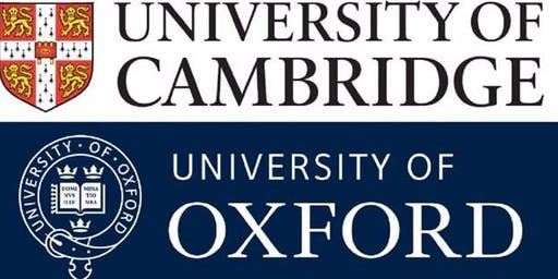 Yr 13 Applicants to Oxford & Cambridge