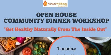 Open House Community Dinner tickets