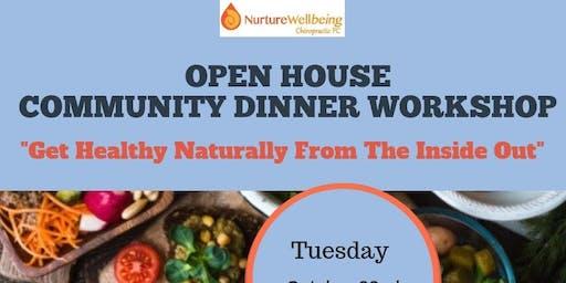 Open House Community Dinner