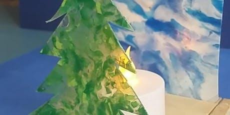 Plastic Tealight Holder Workshop tickets