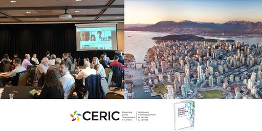 CERIC Roadshow – Learn from authors : Career Theories and Models at Work  - Vancouver- November 6, 2019 (Free Event)