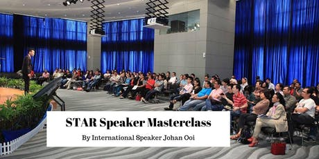 STAR Speaker Masterclass ( Noon Session ) tickets
