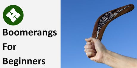 Boomerangs for Beginners tickets