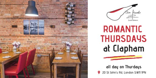 Romantic Thursdays | Clapham Junction