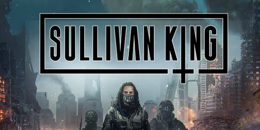 Bass Nation Presents:Sullivan King w/ Eliminate