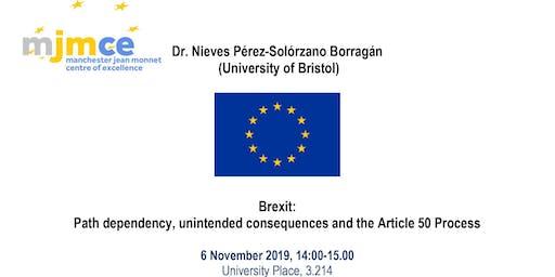 Manchester JMCE Seminar-Dr. Nieves Pérez-Solórzano Borragán (Bristol Uni.)