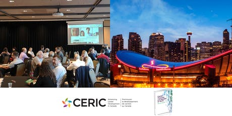CERIC Roadshow – Learn from authors : Career Theories and Models at Work  - Calgary - November 8, 2019 (Free Event) tickets