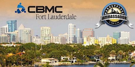 CBMC Fort Lauderdale Lunch tickets