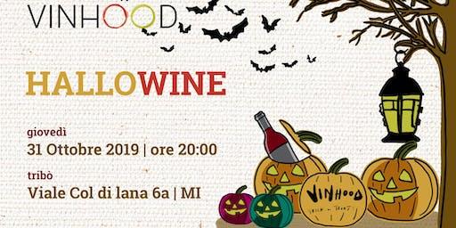Vinhood Wineshow: HALLOWINE- Degustazione di vini da paura