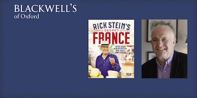 Rick Stein is coming to Oxford to sig...