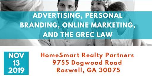 Free CE Class - Advertising, Personal Branding & Online Marketing