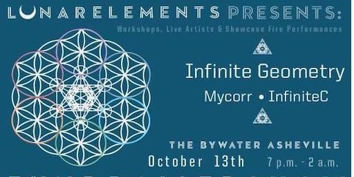 Lunar Elements Fundraiser Show w/ Infinite Geometry